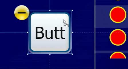 Did they mean for that button to be a butt?