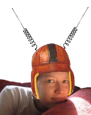A Picture of my Social Helmet