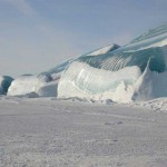 Lake Huron Ice Wave 4