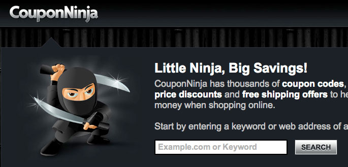 Coupon Ninja Screenshot