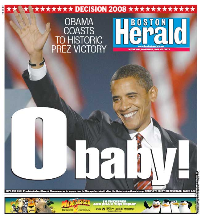 Tabloid Newspapers Front Pages Tabloid-style Front Page